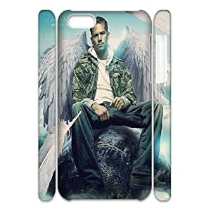 Paul Walker Wholesale DIY 3D Cell Phone Case Cover for iPhone 5C, Paul Walker iPhone 5C 3D Phone Case