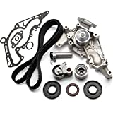 Timing Belt Kit Water Pump, ECCPP for 1998-2007 Fit for TOYOTA Fit for LEXUS 4.3L DOHC 32V 3UZFE / 4.7L 2UZFE
