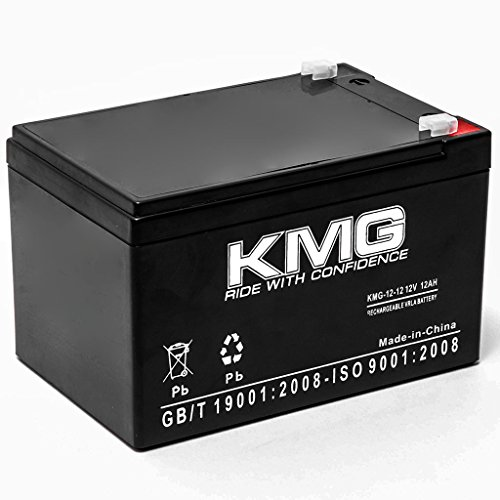 034 Battery - KMG 12V 12Ah Replacement Battery for Huanyu HYS12120