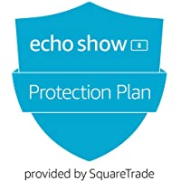 1-Year Protection Plan plus Accident Protection for Echo Show 8 (2019 release, delivered via e-mail)