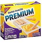kraft cheese sticks - Handi-Snacks, Premium Breadsticks N Cheez, 6.5 oz
