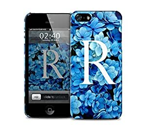 letter r iPhone 5 / 5S protective case