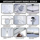ABCCANOPY Outdoor Winter Gazebo 10x15 Oversized