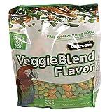 ZuPreem Avian Maintenance VeggieBlend Premium Bird Diet for Medium and Large Birds, 3.25 Lbs., My Pet Supplies