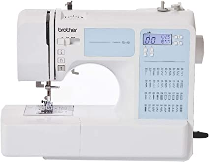 BROTHER Máquina de coser FS40: Amazon.es: Hogar