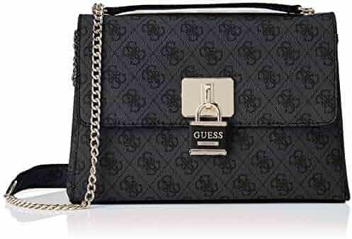 74991bda1bc3 Shopping Blacks - GUESS - Crossbody Bags - Handbags & Wallets ...