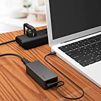 QYD 65W USB TYPE-C PD Cargador de batería para portátil HP Lenovo Yoga 720 (13