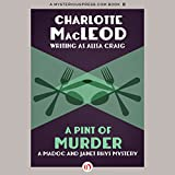 Bargain Audio Book - A Pint of Murder  Madoc   Janet Rhys  Boo