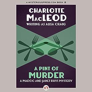 A Pint of Murder Audiobook