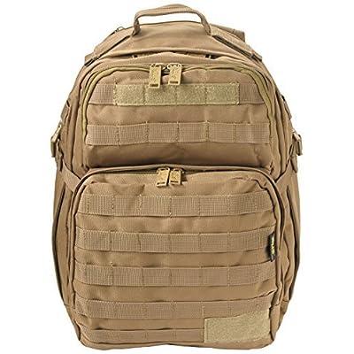 US PeaceKeeper P40325 Sentinel Backpack (Tan) by Sportsman Supply Inc.