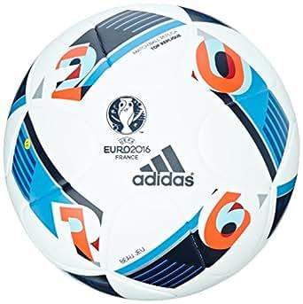 adidas Beau Jeu EURO 2016 France Top replique - Balón de fútbol, tamaño 4, multicolor