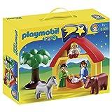 Playmobil 6786 1.2.3 Christmas Manger
