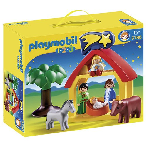 PLAYMOBIL® Christmas Manger by PLAYMOBIL® (Image #3)