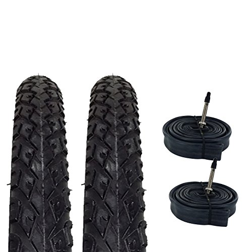 - Zol Bundle 2 Pack Z2011 Urban Hybrid Tires and Tube 700x38C, French 48MM Valve
