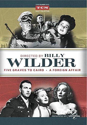 Directed by Billy Wilder - Billy Wilder Box Set