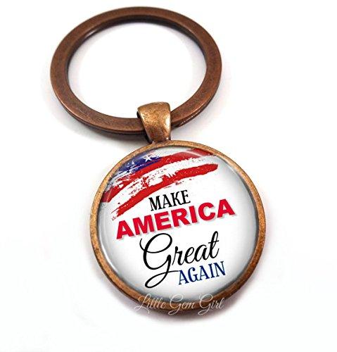 Make America - Collar o llavero de la mejor manera - Pro ...