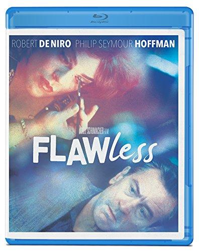 Flawless Blu ray Philip Seymour Hoffman product image