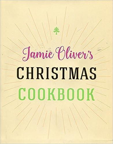Jamie Oliver Christmas Cookbook