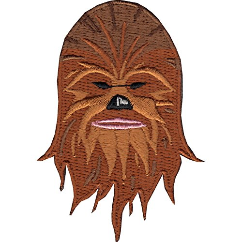 Star Wars Chewbacca Iron On Patch