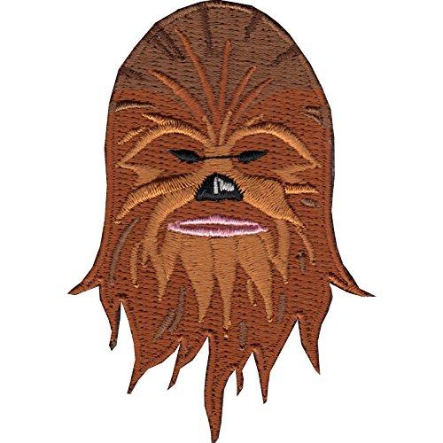 Star Wars Chewbacca Iron On Patch
