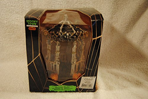 (Lemax 34612 HAUNTED CRYPT Spooky Town Table Accent Halloween Decor 2013)