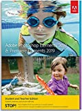 Adobe Photoshop Elements 2019 & Premiere Elements 2019 Student and Teacher [PC Online Code]