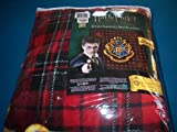 Harry Potter Micro Raschel Bed Blanket