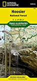 Hoosier National Forest (National Geographic Trails Illustrated Map)