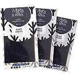 tessere profumate appendibili per armadi e cassetti kit da 3pz profumazione maschile black forest Marta La Farfalla