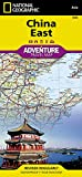 China East (National Geographic Adventure Map)