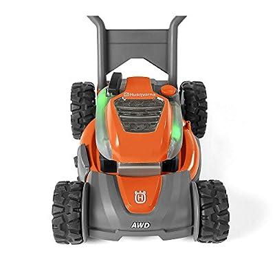 Husqvarna 589289601 Toy Lawn Mower for HU800AWD : Garden & Outdoor