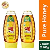 Dabur 100% Pure Honey Squeezy Pack 400g ( Buy 1...