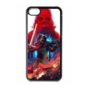 Star Wars R0E43Q5TM funda iPod Touch 6 caso funda J0FJ2V negro