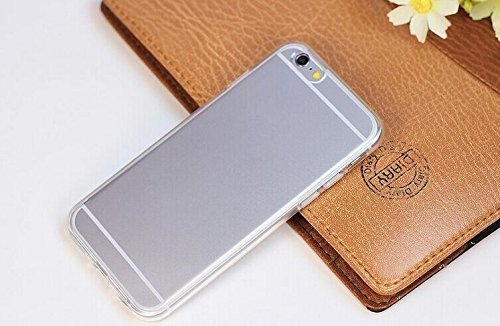 G-Mat Phone Case for iPhone 5S 6 TPU Soft Cover Transparent Shell Dust-proof Shockproof Phone cover