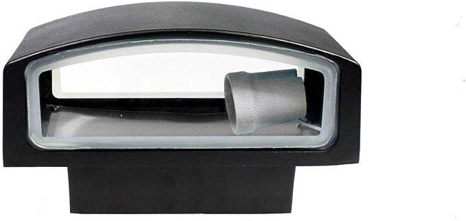 Applique a parete per esterno IP65 attacco E27 luce lampada da muro bianco ES29.