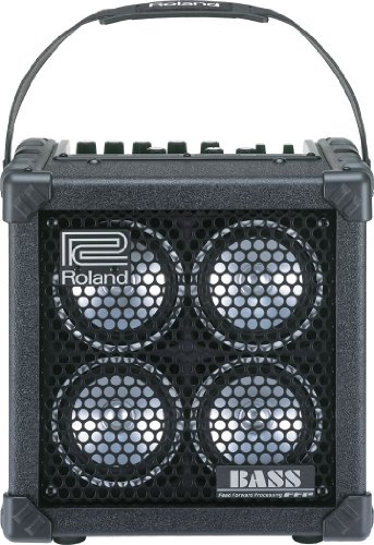 Roland Micro Cube Bass RX Battery-Powered Bass Combo Amp by Roland