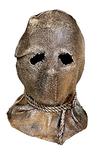 Trick Or Treat Studios Men's Sack O Path Mask Multi Man Treat Sacks