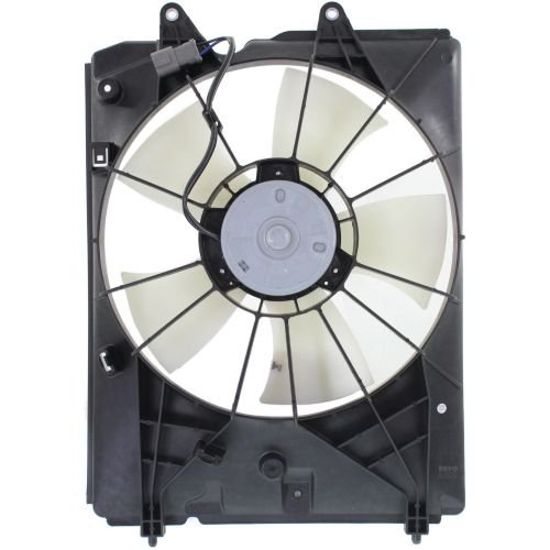 MAPM Premium MDX 07-09 RADIATOR FAN SHROUD ASSEMBLY, RH by Make Auto Parts Manufacturing