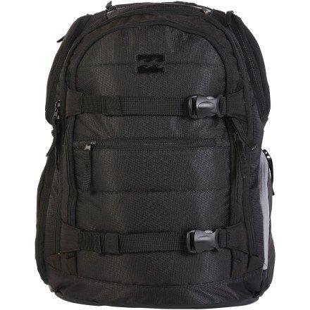 Billabong Combat Backpack Mens in Light Tobacco ...
