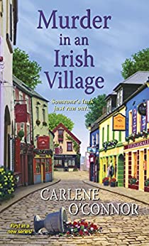 Murder Irish Village Mystery Book ebook product image