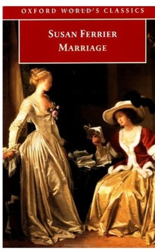 Marriage (Oxford World's Classics) pdf