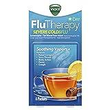 Vicks FluTherapy Severe Cold & Flu, Daytime, Hot