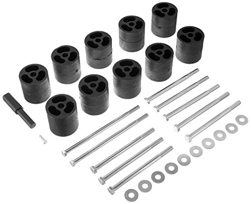 Performance Accessories, Ford Bronco Ii (Manual Trans Requires 3700) 3″ Body Lift Kit, fits 1984 to 1988, PA753, Made in America