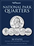 National Parks Quarters: 50 States + District of Columbia & Territories: Collectors Quarters Folder 2010-2021 (Warmans Collector Coin Folders)