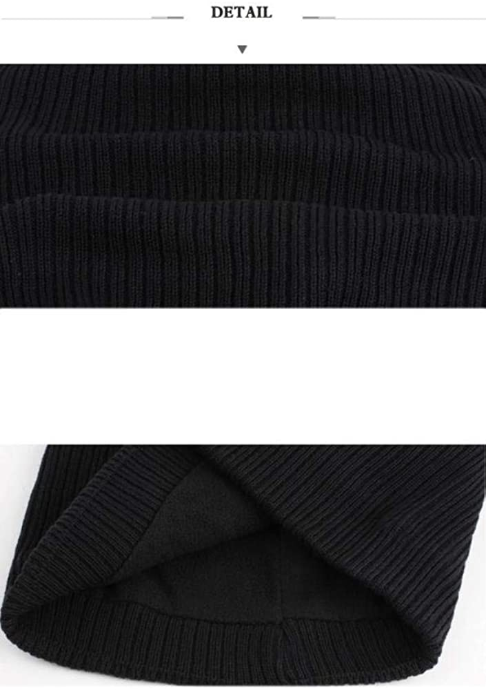 Autism Love Men /& Women Skull Caps Winter Warm Stretchy Knitting Beanie Hats