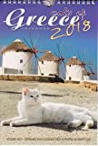 Greek Wall Calendar 2018 / Cats of Greece
