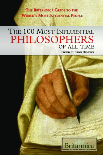The 100 Most Influential Philosophers of All Time (100 Most Influential...(Rosen Hardcover))