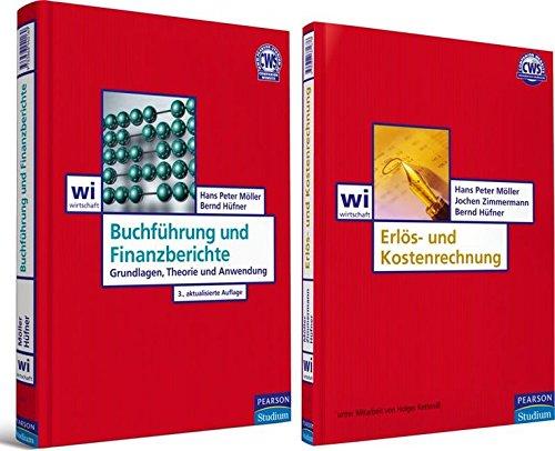 Value Pack: Buchführung und Kostenrechnung (Pearson Studium - Economic BWL)