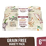 Image of Purina Beyond Grain-Free Ground Entrees Adult Wet Dog Food Variety Pack