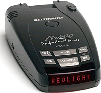 Image Unavailable. Image not available for. Color: BELTRONICS Lasar Radar Detector ...
